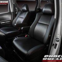 アルファード 10系CX SUPERIOR カーボンルックシートカバー