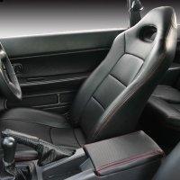 パーフォレイトバージョン シートカバー シルビア S14