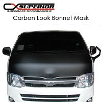 CX SUPERIOR ボンネットマスク レジアスエース200ナロー (標準ボディ)