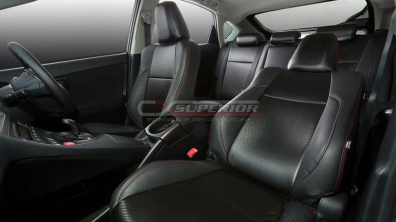 CX-SUPERIOR カーボンルックシートカバー プリウス30 G's