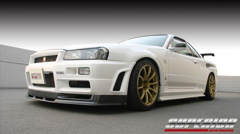 BNR34 GTR スポーツライン
