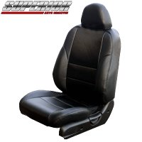 ブラックカーボンルックシートカバー シルビア S15