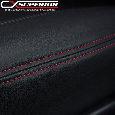 画像4: アルファードハイブリッド 20系 CX SUPERIOR カーボンルックシートカバー