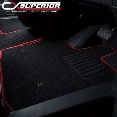 画像1: CX SUPERIOR クルージングフロアマット レジアスエースワゴン 200系