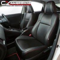 CX SUPERIOR プリウス 30系 カーボンルックシートカバー