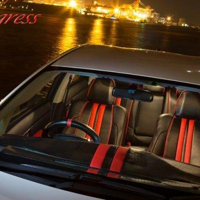 画像1: デュアグレス アクア NHP10 CX-SUPERIORシートカバー