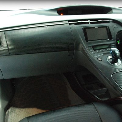 CX SUPERIOR カーボンルックインテリアパネル プリウス30